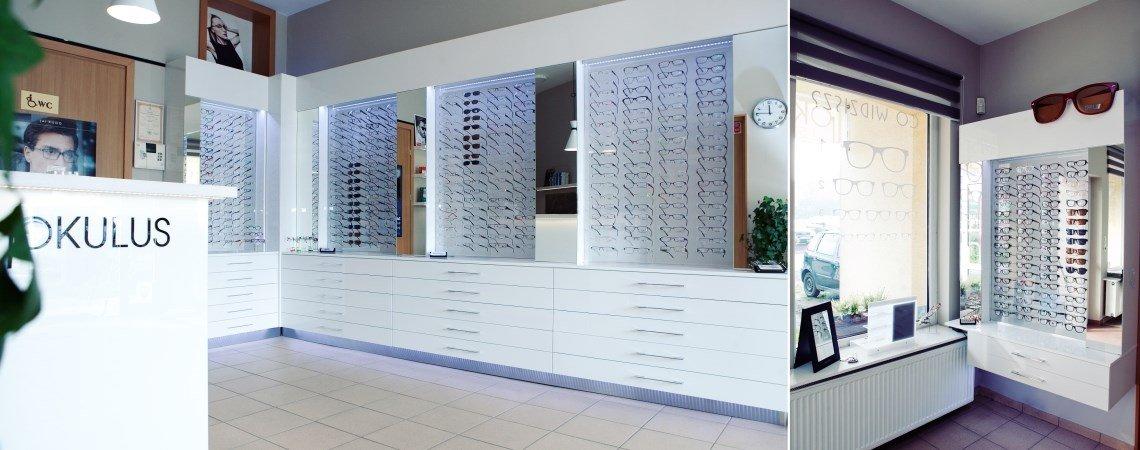 Okulus - badanie wzroku